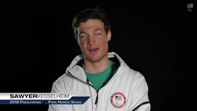 Jake Adicoff And Sawyer Kesselheim Explain The Role Of A Para Nordic Skiing Guide | PyeongChang Paralympics