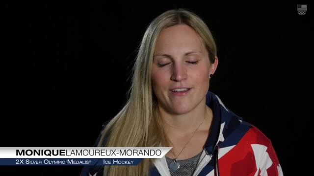 Team USA Insider presented by Nabisco | Monique Lamoureux-Morando On The Women's Hockey Team's Quest For Gold