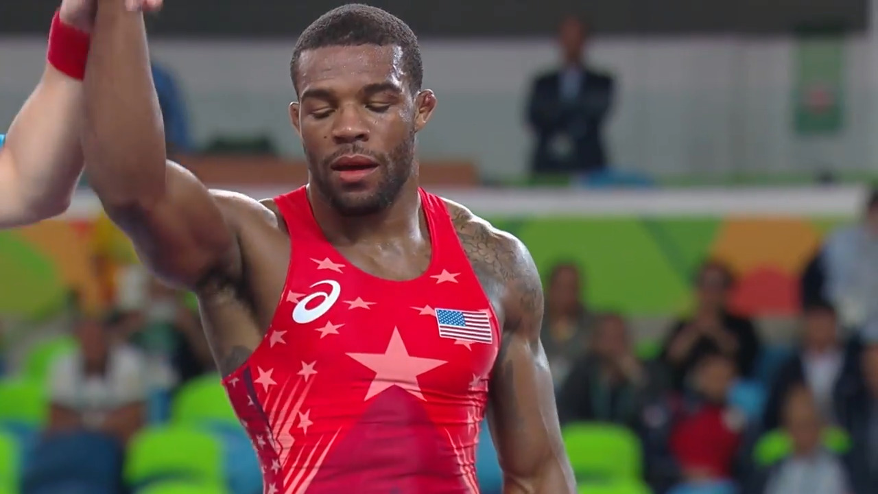 Jordan Burroughs | Olympians Made Here