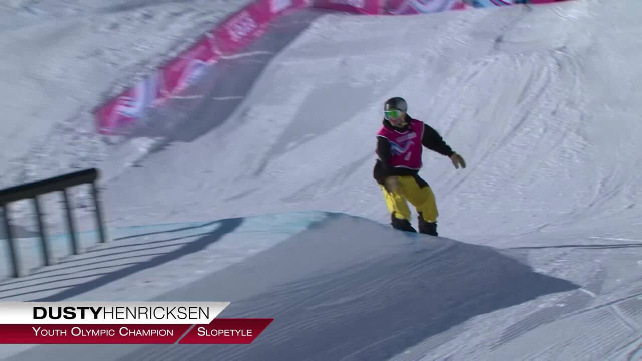 Dusty Henricksen slopestyle.mp4