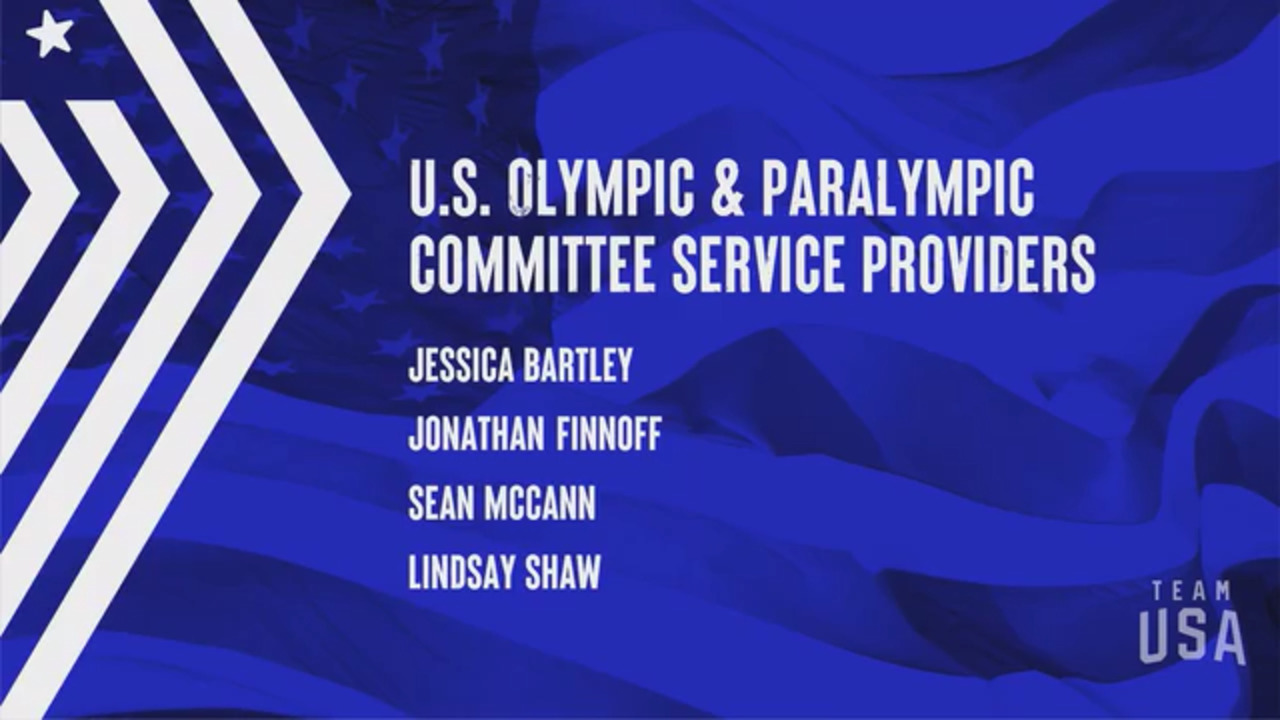 USOPC Service Providers | Tokyo 2020 Team USA Virtual Media Summit