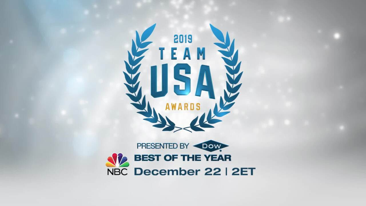 2019 Team USA Awards Best Of The Year