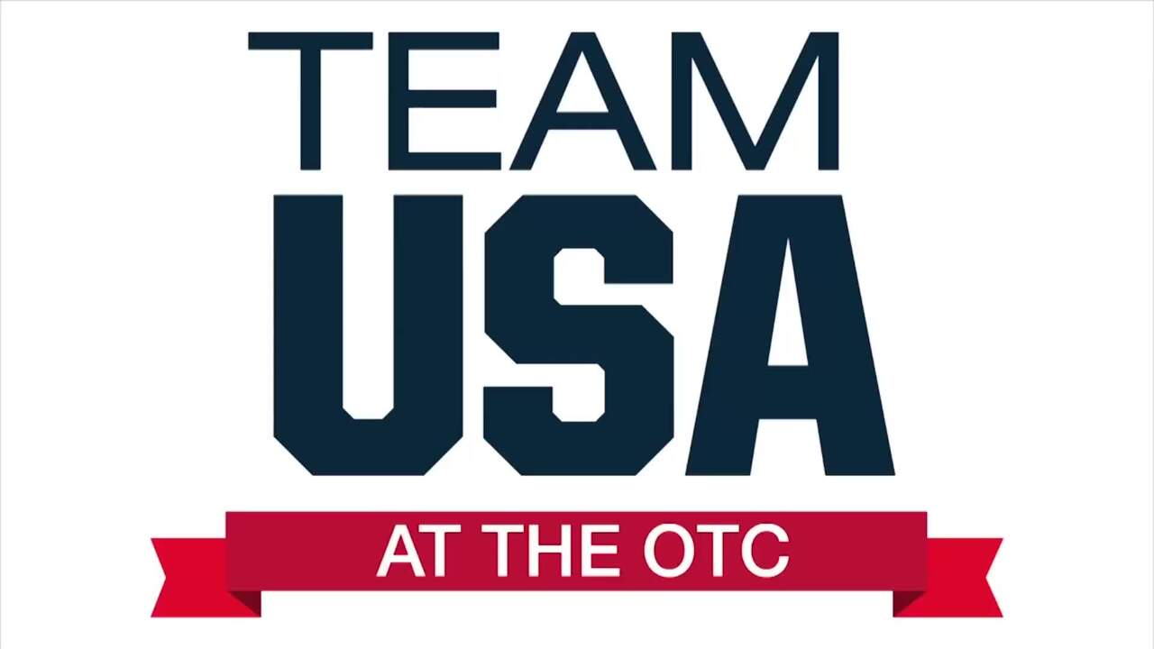 "Team USA At The OTC | We ""Can't Stop The Feeling"""