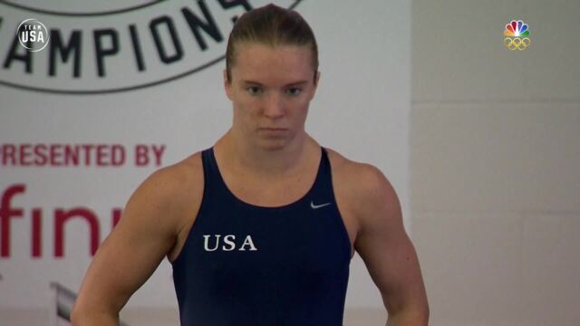Katrina Young Wins 2018 U.S. Diving Title: Watch All Her Dives