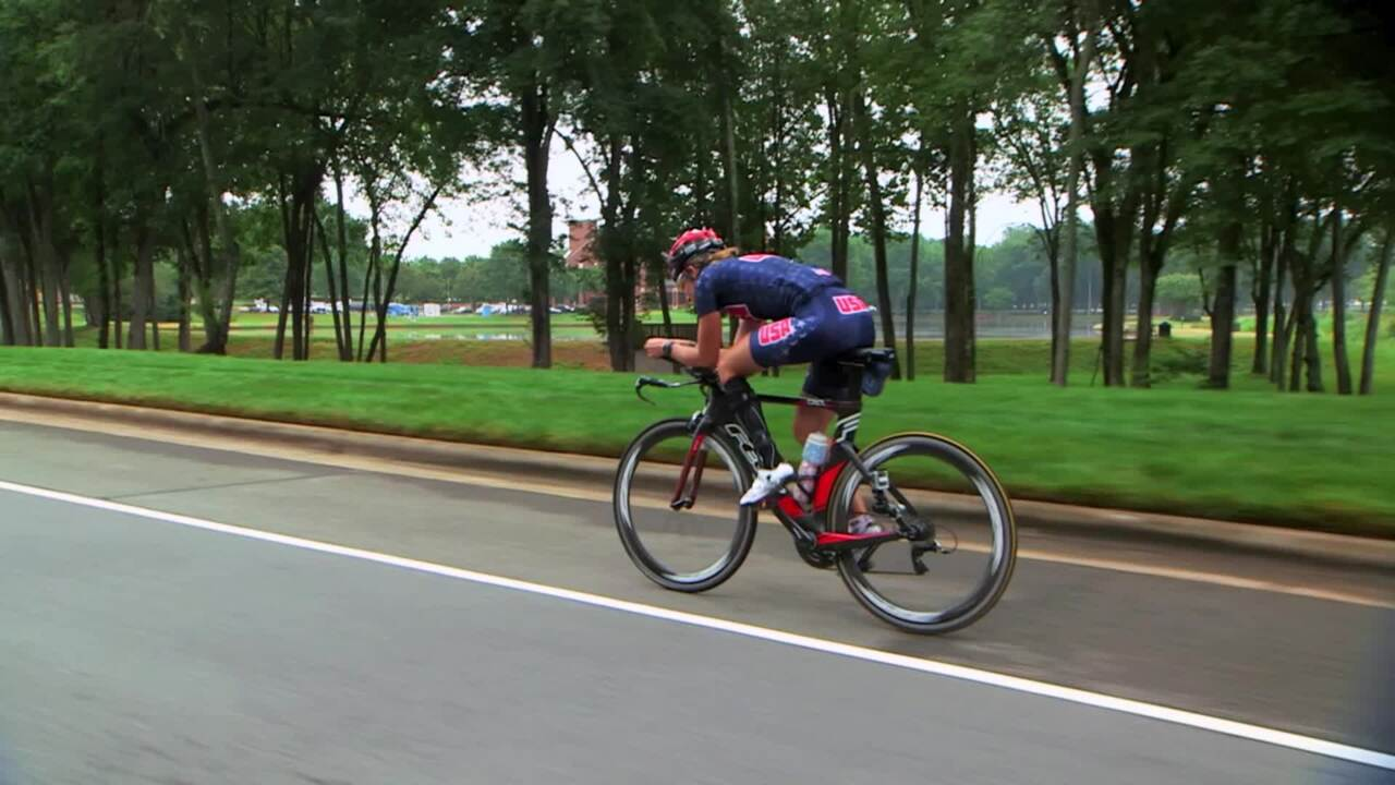 Paralympic Team Trials 2016 |  Jamie Whitmore