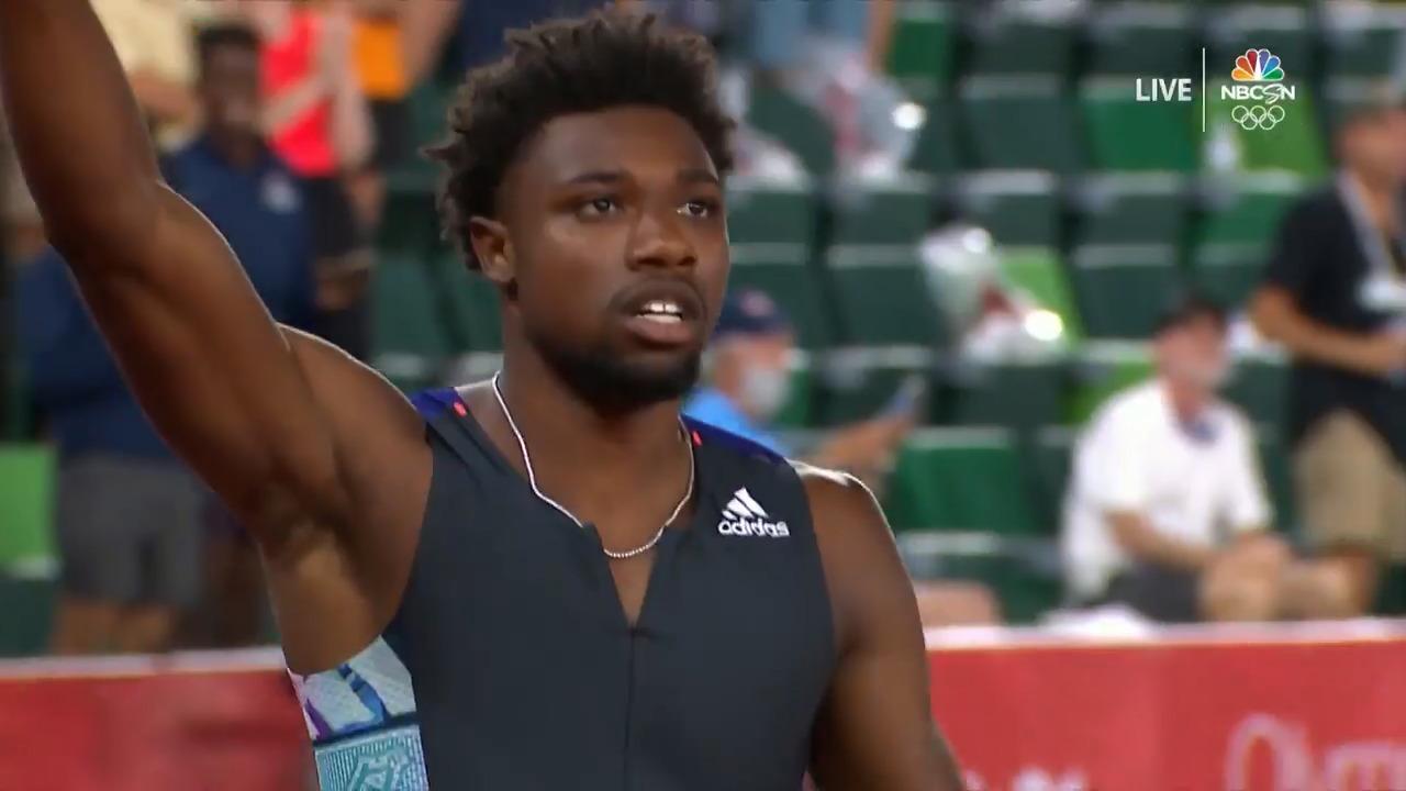 Men's 200 Meter Final | Track & Field U.S. Olympic Team Trials 2021