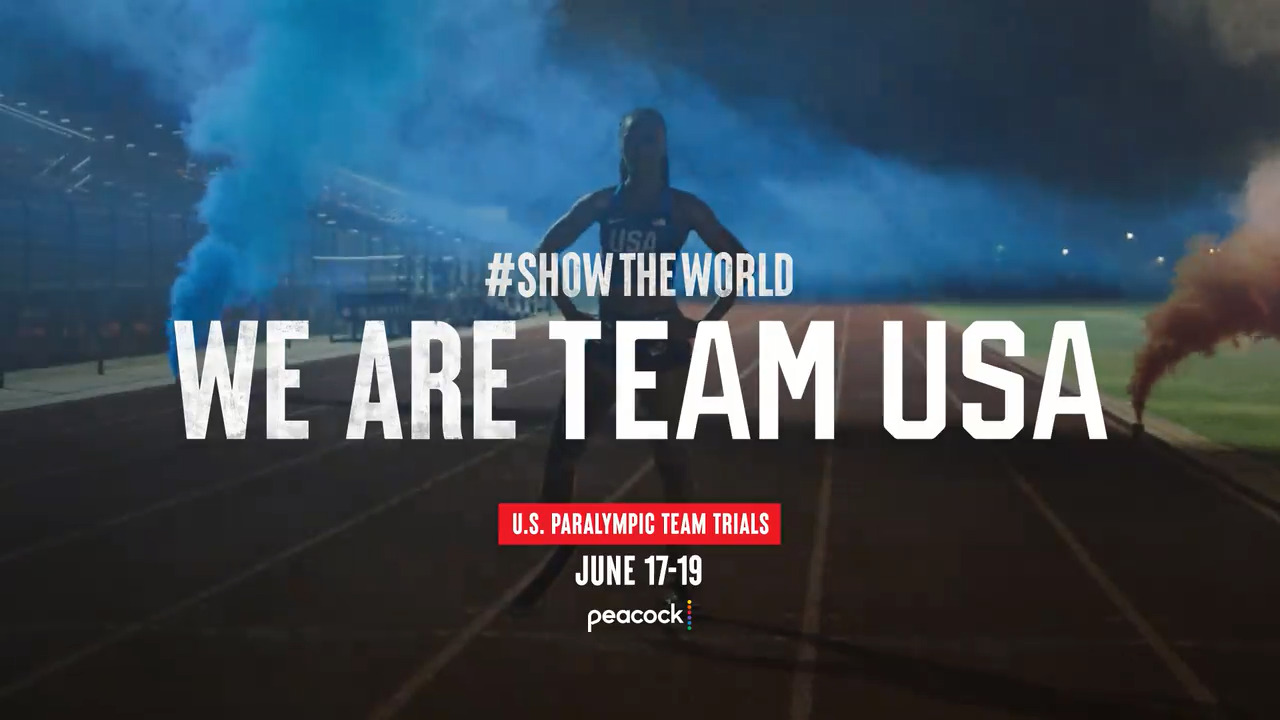 Together we'll #ShowTheWorld