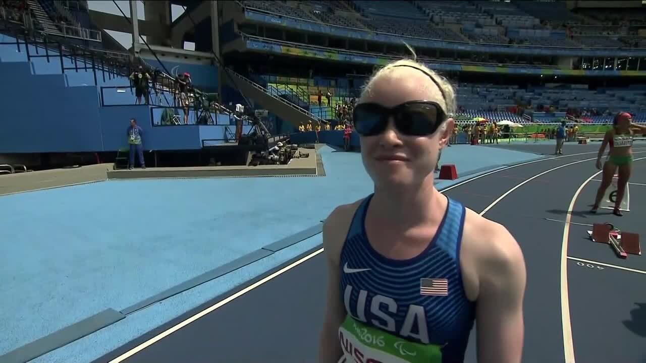 Kym Crosby | Women's 400m - T13 Final | 2016 Paralympic Games