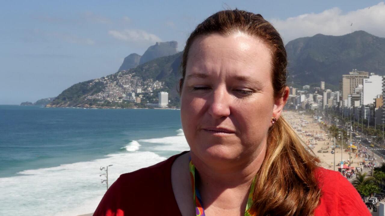 2016 Bronze Medalist Kim Rhode On Being A Mom