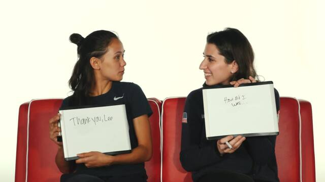 Get To Know Some Of The U.S. Women's Foil Fencing Team