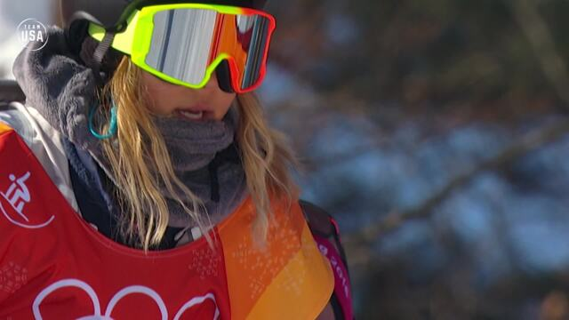 Chloe Kim Soars To Halfpipe Gold In PyeongChang