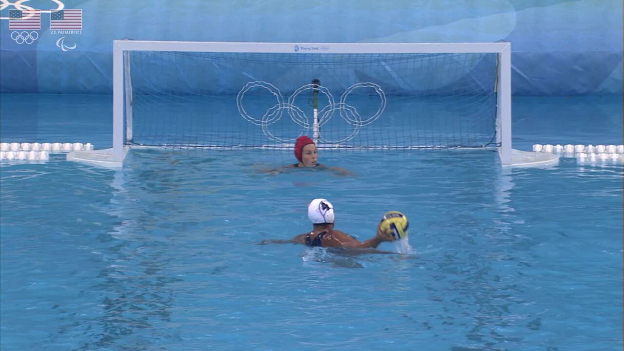 Brenda Villa - Water Polo - U.S. Olympic & Paralympic Hall of Fame Nominee