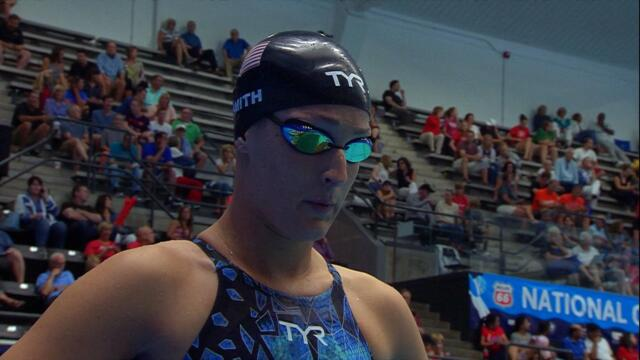 Women's 800m Freestyle Final | Summer Champions Series | 2017 Phillips 66 National Championships