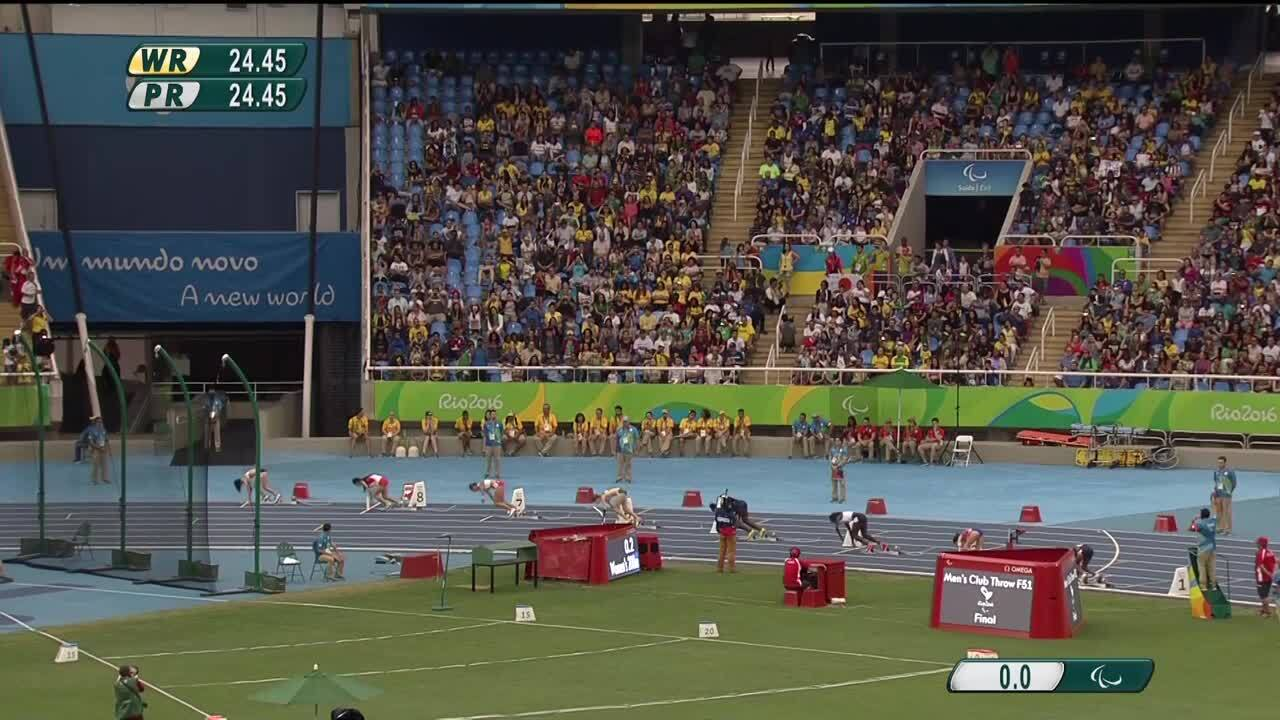 Highlights from Day 9 of the Rio 2016 Paralympic Games | Presented by Bridgestone