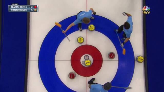 Olympic Curling Trials | Team McCormick Is One Win Away From An Olympic Berth