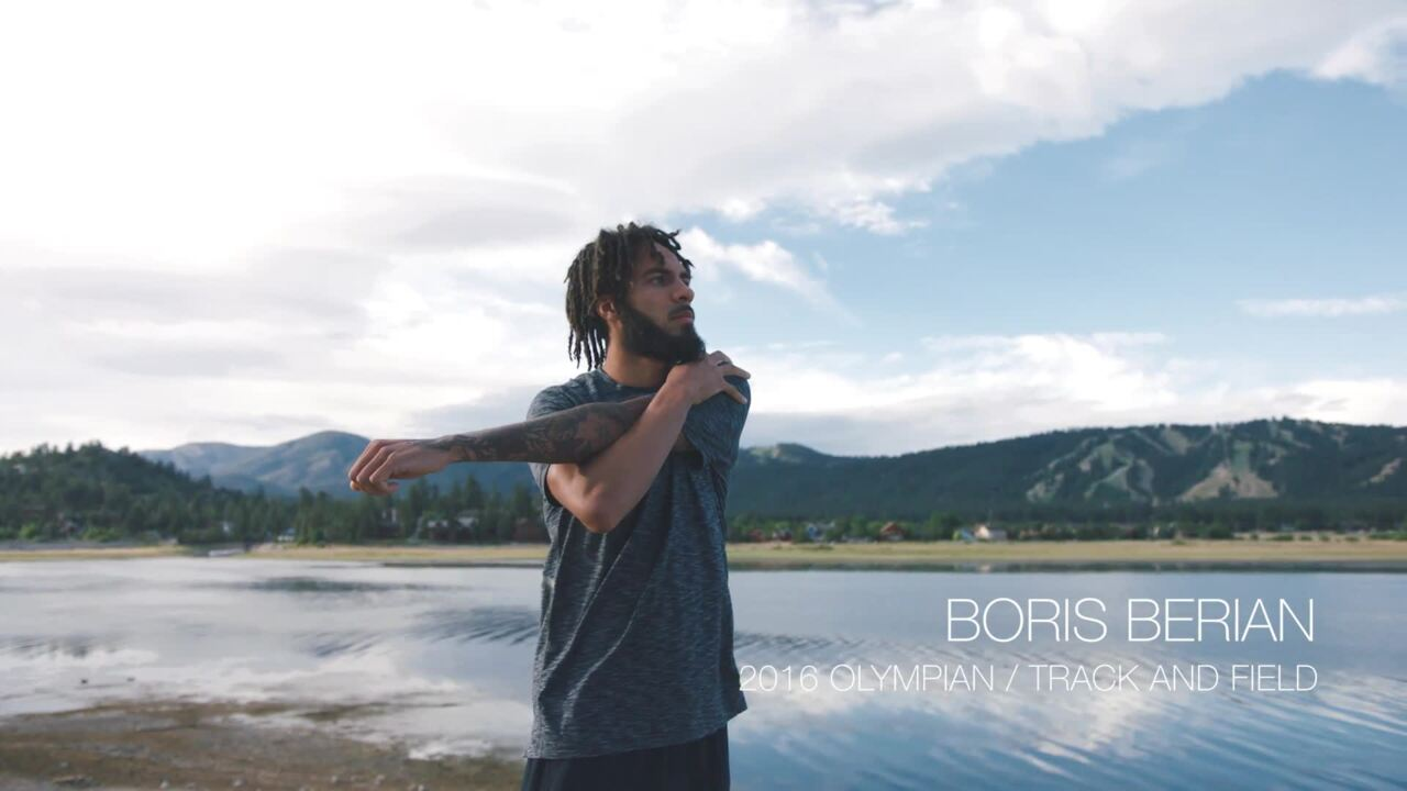 Boris Berian | Training