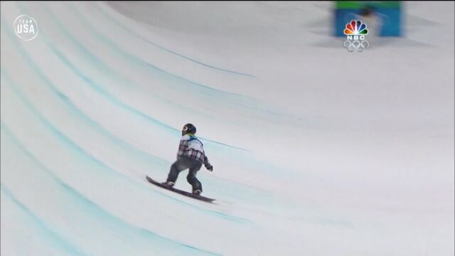 Gold Medal Moments Presented By HERSHEY'S | Shaun White Makes History In The Halfpipe In 2010