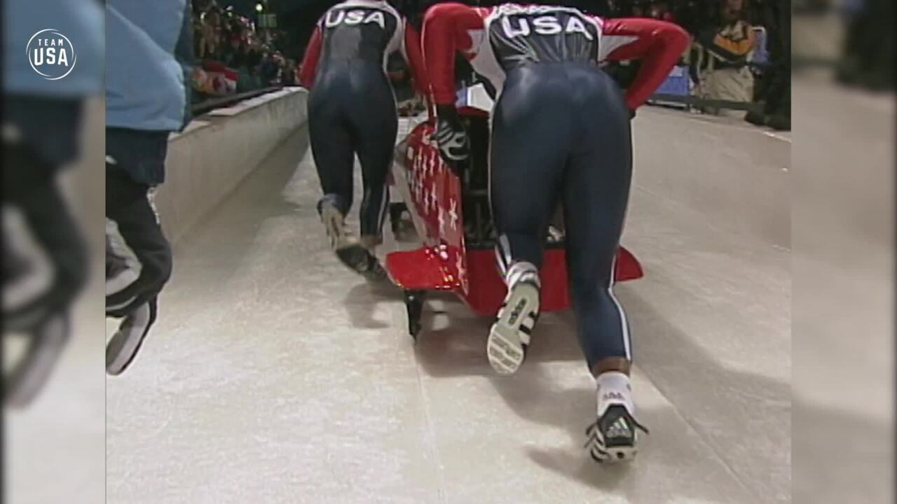 Team USA Olympic Anniversary | Bakken & Flowers Salt Lake 2002