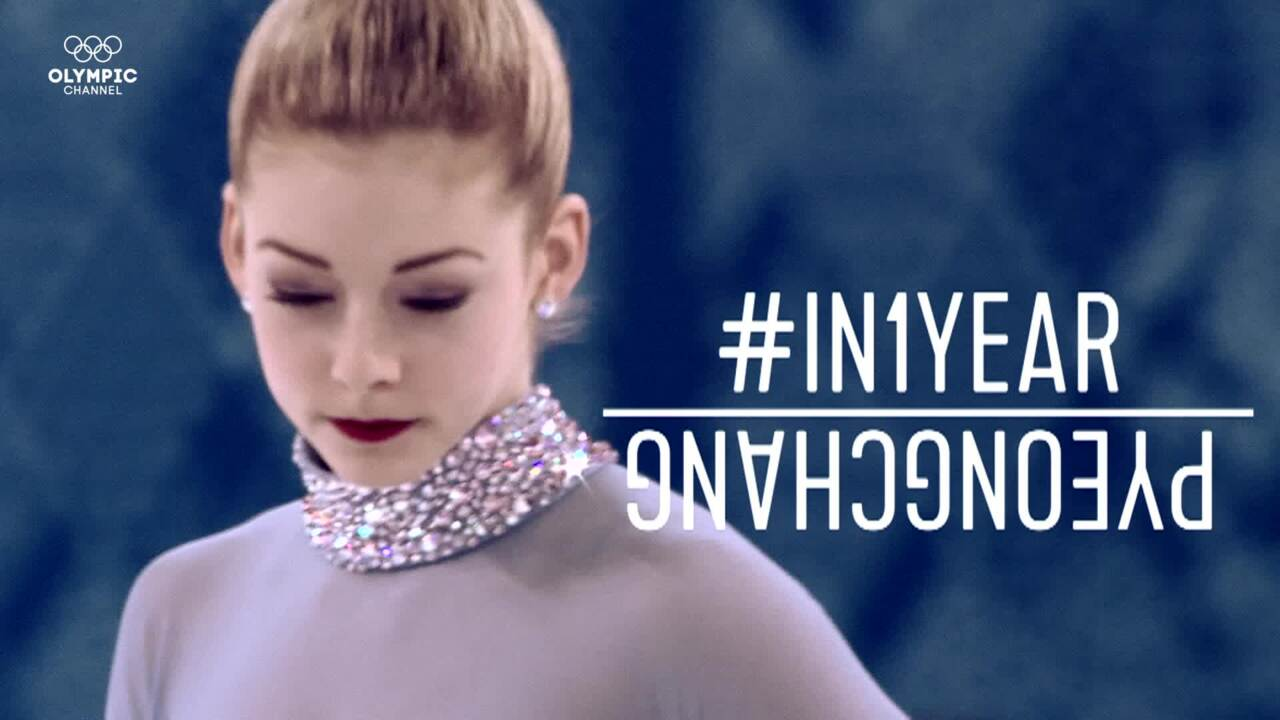 Olympic Channel: Gracie Gold   #In1Year