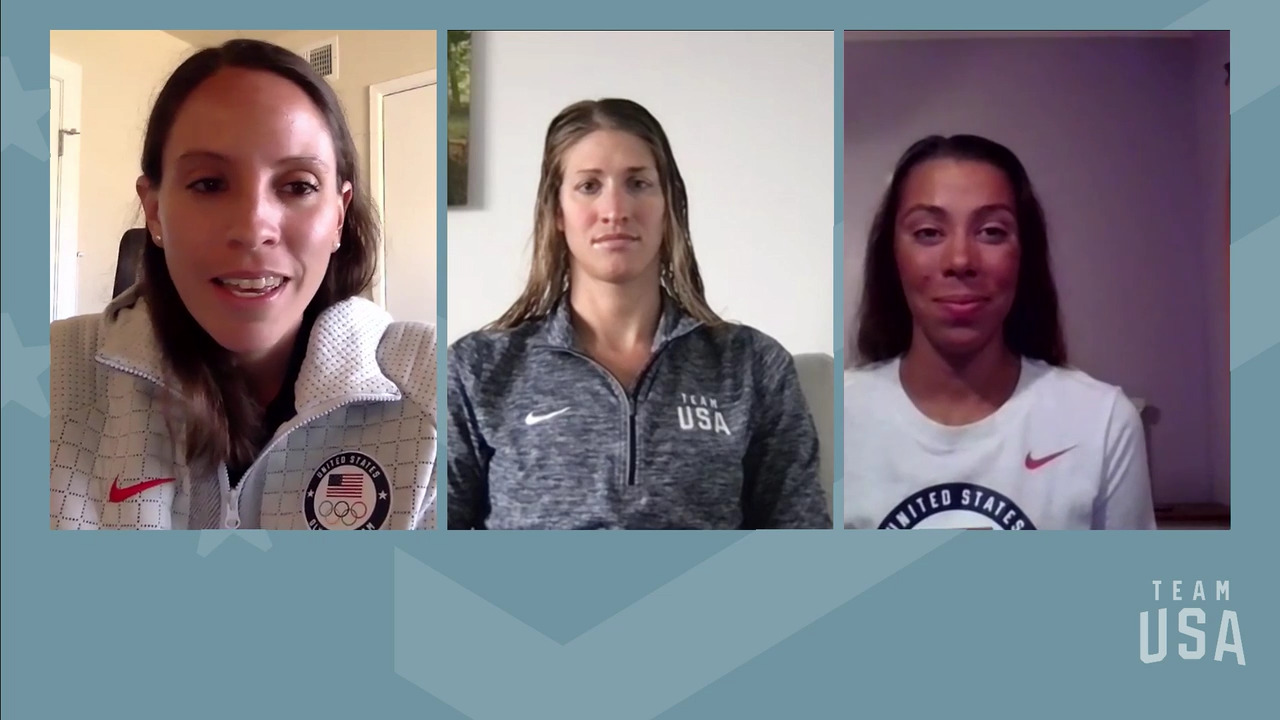 Grace Norman and Summer Rappaport | Tokyo 2020 Team USA Virtual Media Summit