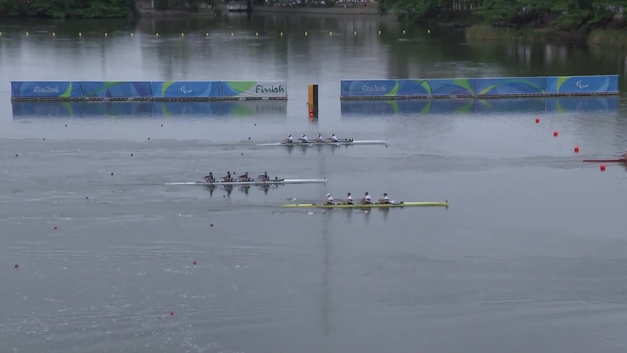Rowing Highlights | September 9th | 2016 Paralympic Games