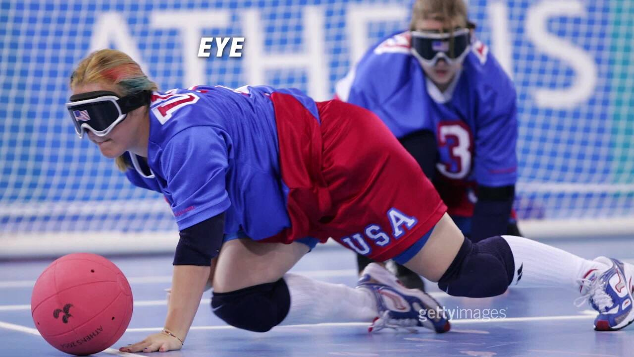 Paralympic Sports Revealed With The Shib Sibs: Goalball