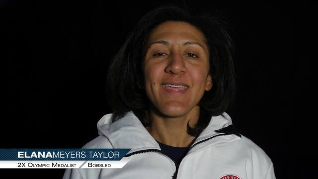Elana Meyers Taylor Had An Olympic Dream. Do You? | Scouting Camp - The Next Olympic Hopeful