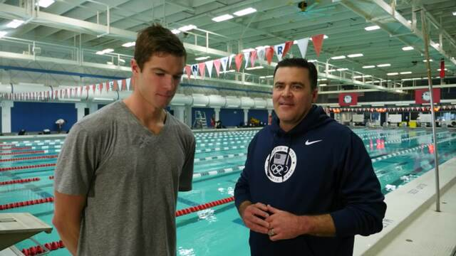 Team USA Insider presented by Nabisco | Josh Prenot Shows Off His Chops In The Pool