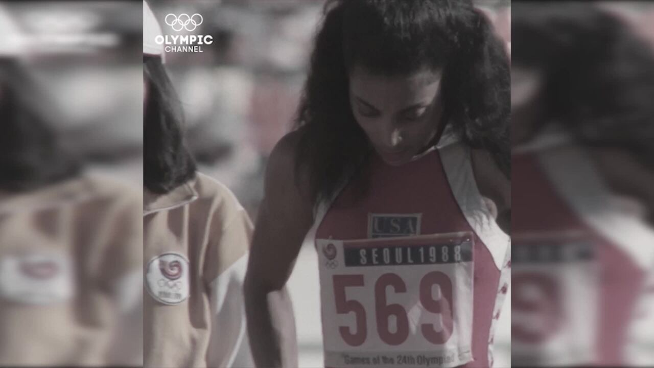 Olympic Channel: Inspiration From Florence Griffith Joyner For #IWD2017