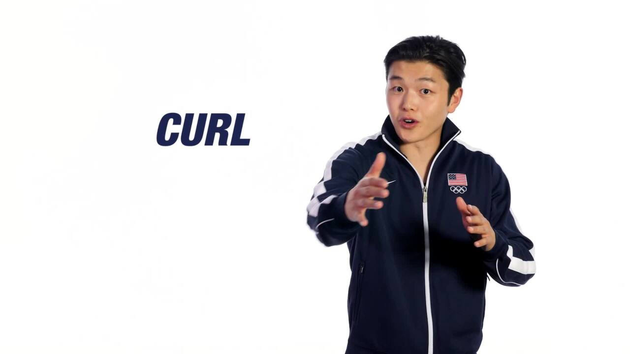 Olympic Sports Revealed With The Shib Sibs: Curling