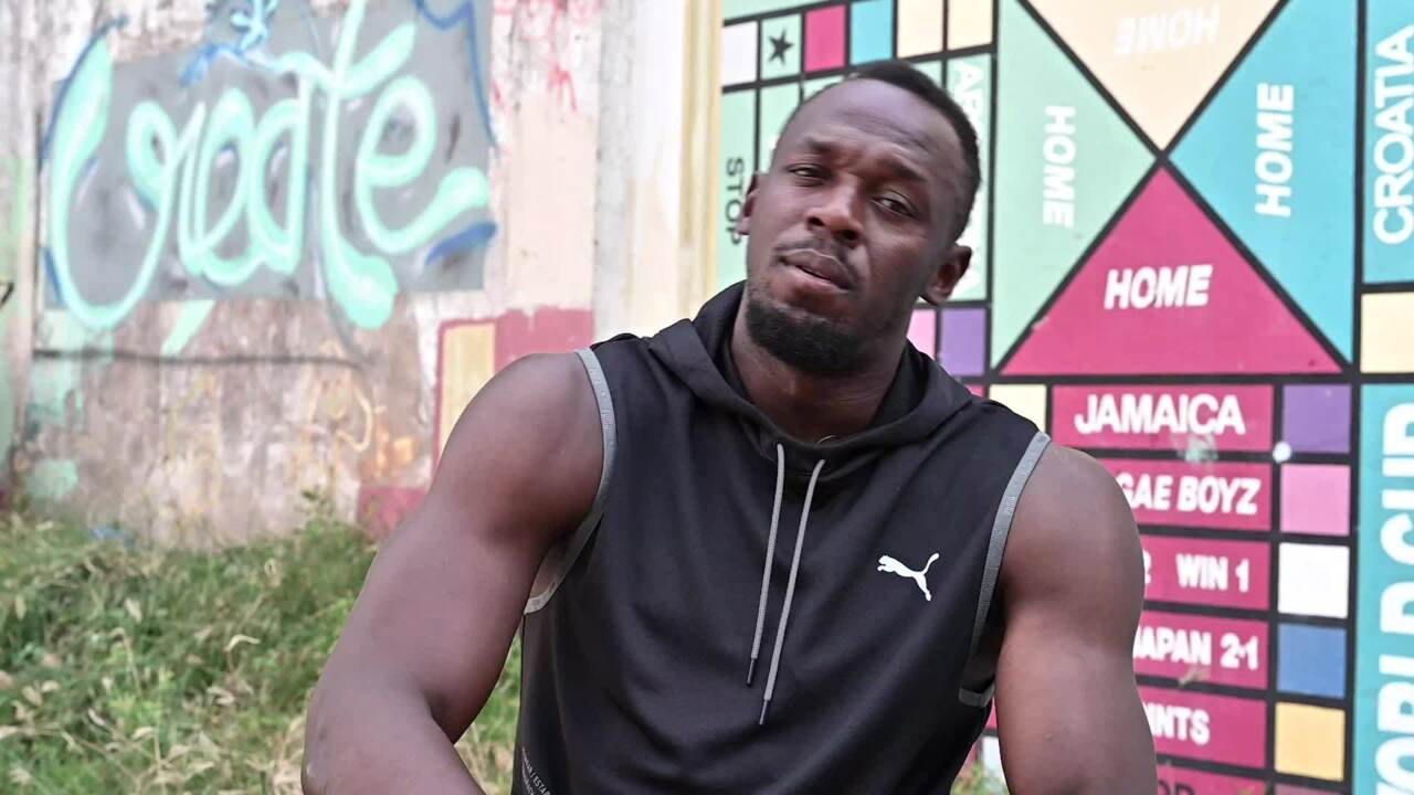 Usain Bolt Sends Motivational Message To Youth Olympians
