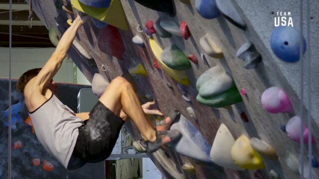 USA Climbing Athletes Talk World Cup Travels