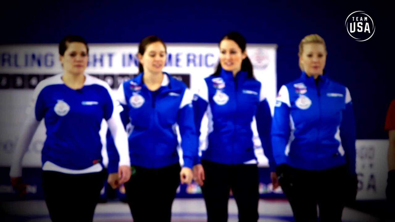 Tune In Feb. 10 For Curling Night In America