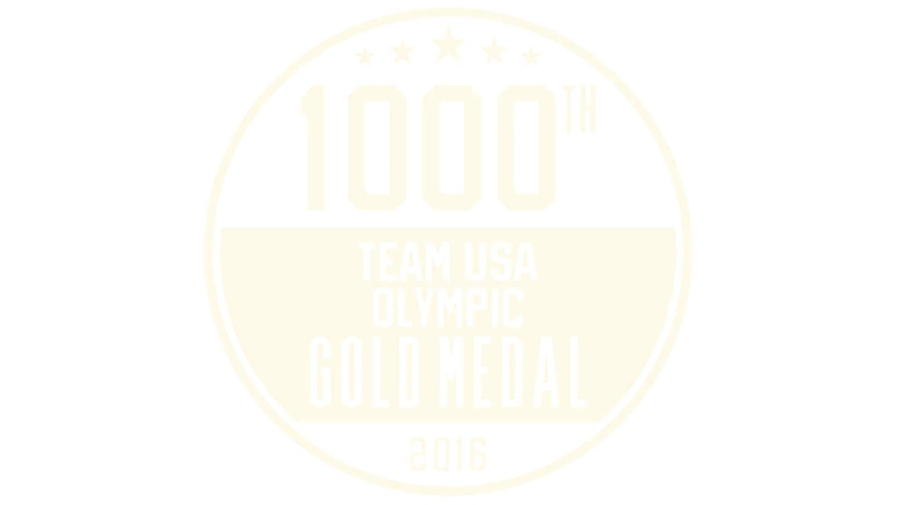 Team USA Reaches 1,000 Olympic Gold Medals