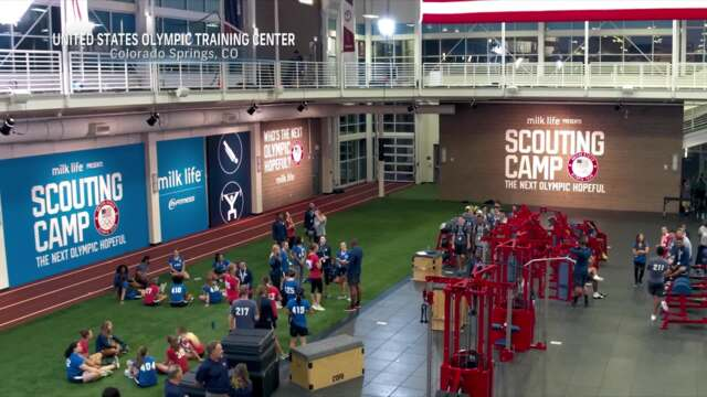 Scouting Camp: The Next Olympic Hopeful Season 2 Ep. 1