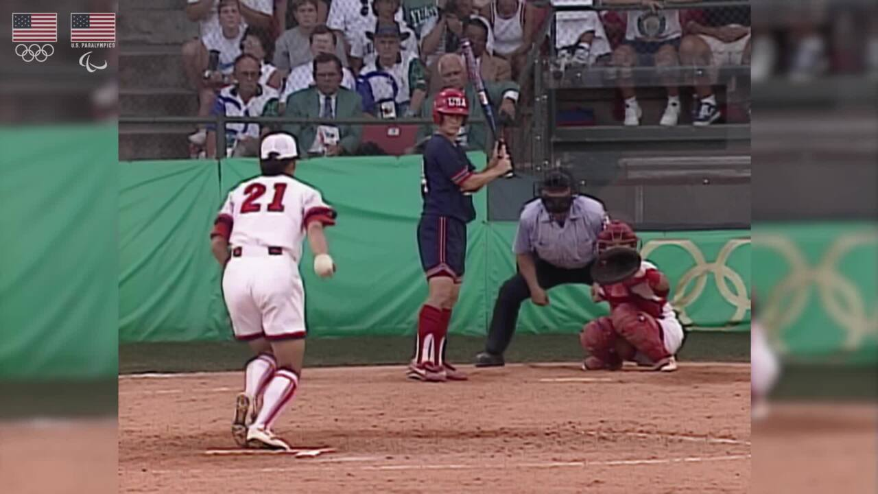 Laura Berg - Softball - U.S. Olympic & Paralympic Hall of Fame Nominee