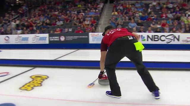 Curling Night In America | Episode 7: U.S. Mixed Doubles vs. Japan