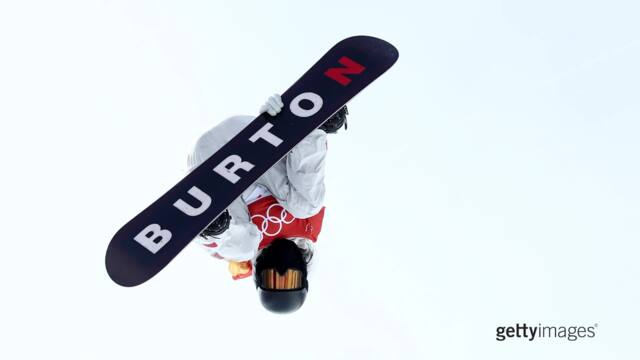 """Shaun White: """"Deep Down, I Knew I Could Do It"""" 