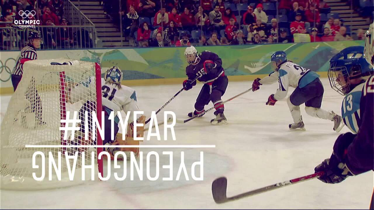 Olympic Channel: Hilary Knight | #In1Year