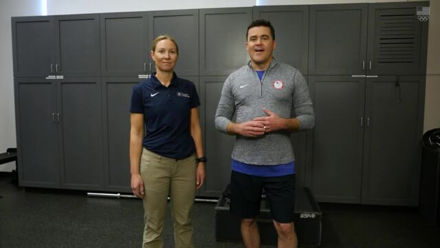 Team USA Insider presented by Nabisco | How Force Plates Help Prevent Injury