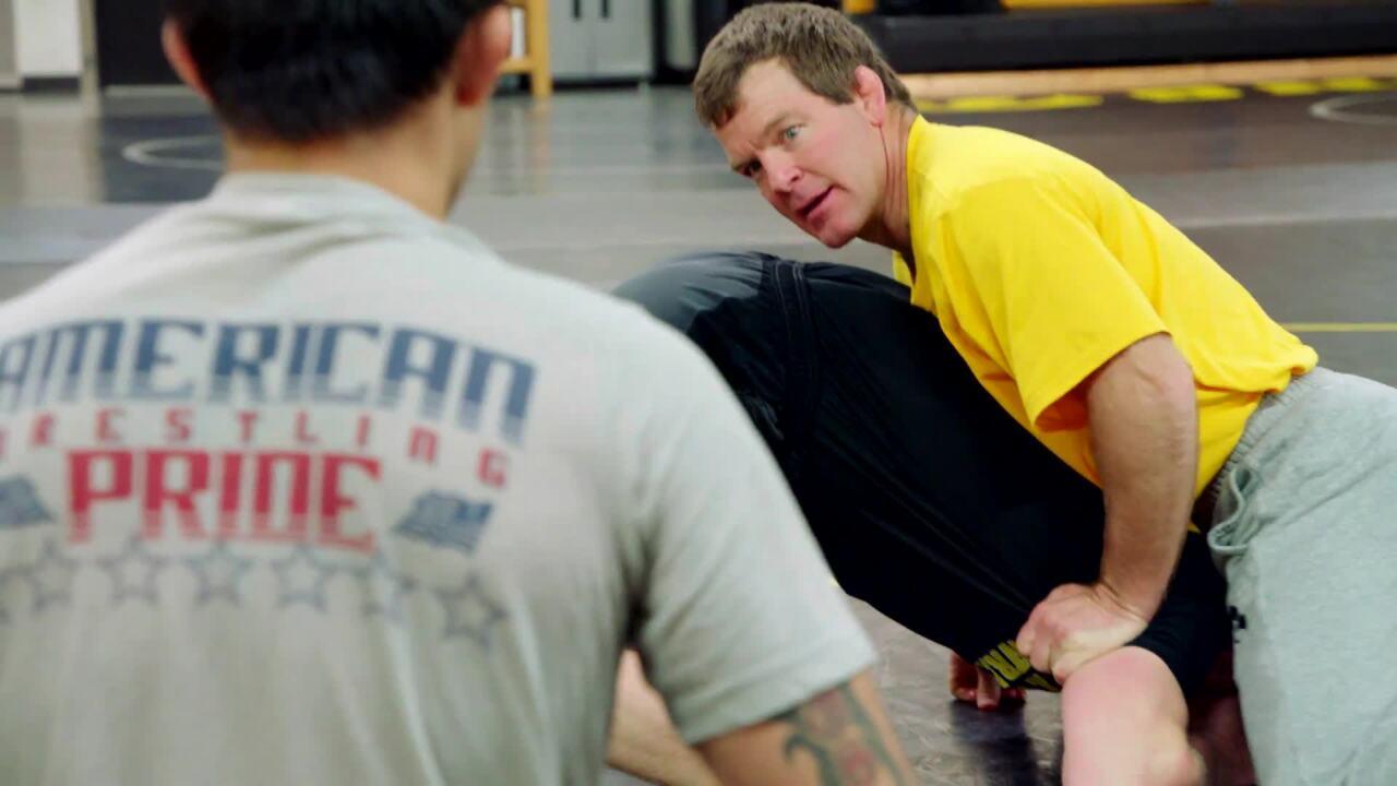 Iowa City's Wrestling Tradition (Part 1) | Team USA Hometown Stories