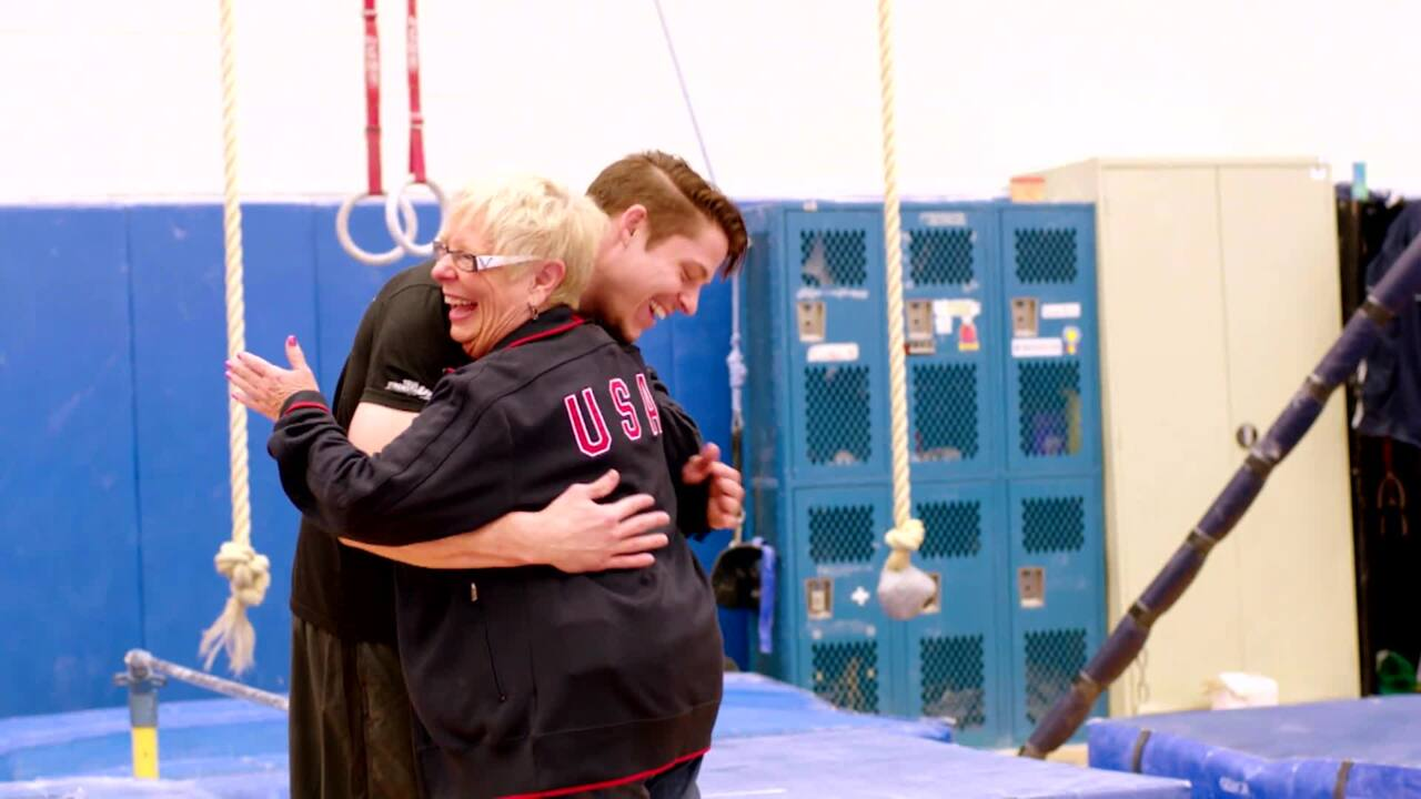 Where Olympians Come When No One Is Watching | Gymnastics | Team USA Hometown Stories
