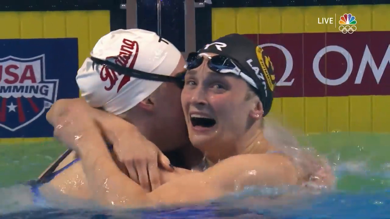 Annie Lazor Wins Women's 200-meter Breaststroke | Swimming U.S. Olympic Team Trials 2021