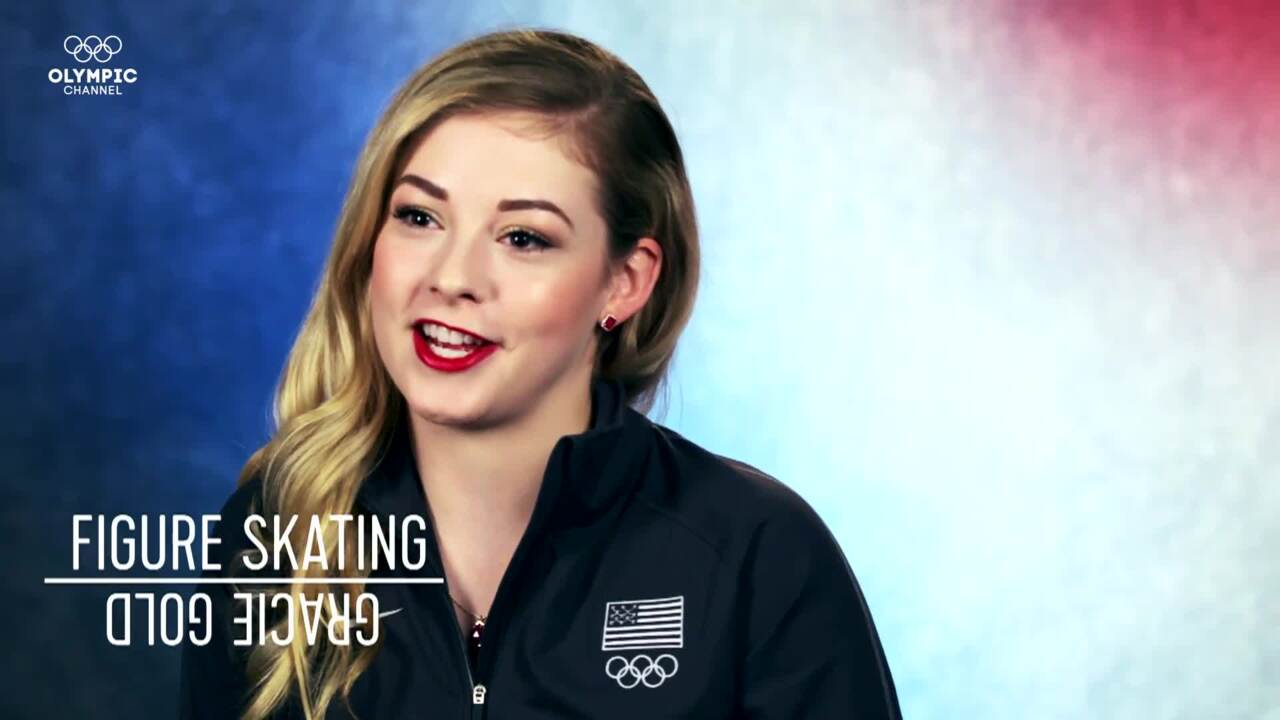 Olympic Channel: Team USA | #In1Year