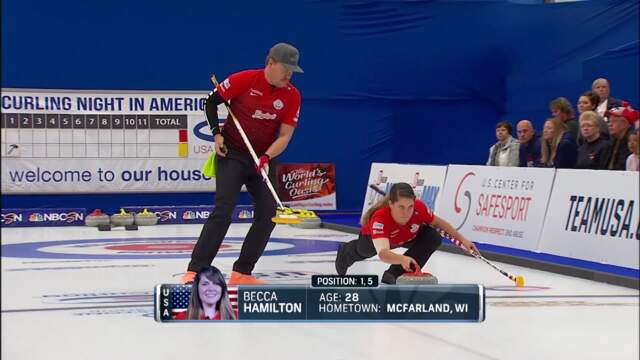 Curling Night In America Ep. 5 | USA vs Italy