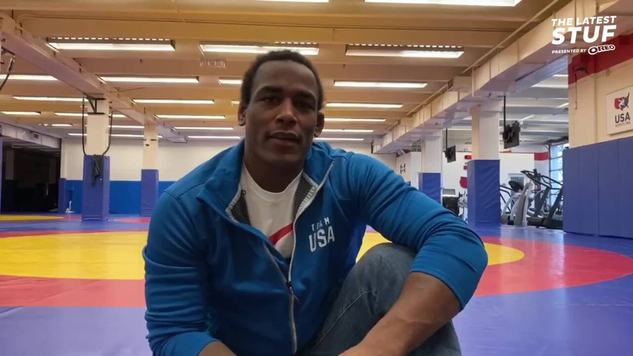 J'den Cox Discusses His New Weight Class | The Latest Stuf presented by OREO