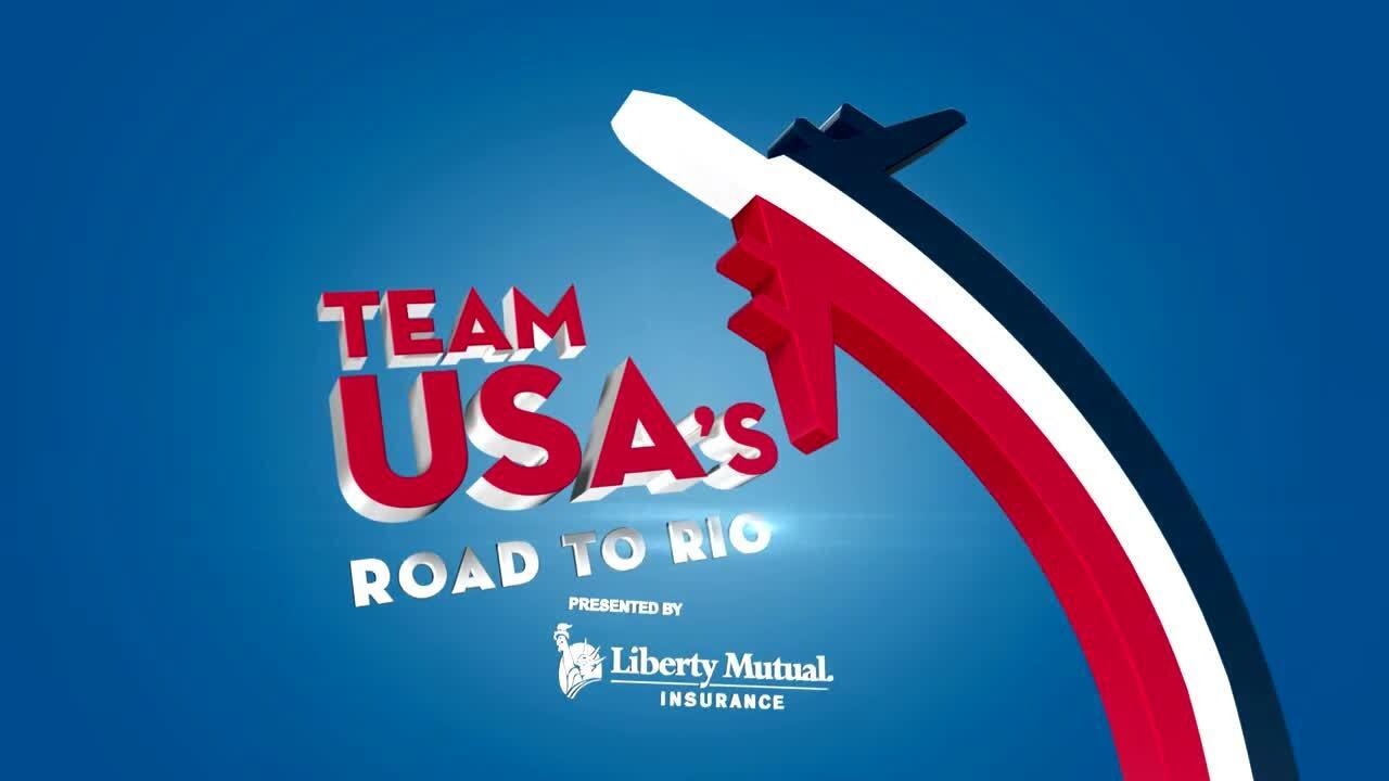 Team USA's Jared Schuurmans Teaches Tanith Discus