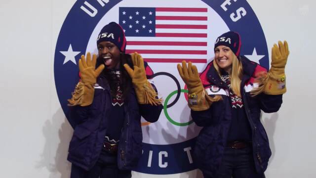 Team USA Insider presented by Nabisco | Team USA Gets Outfitted At Team Processing