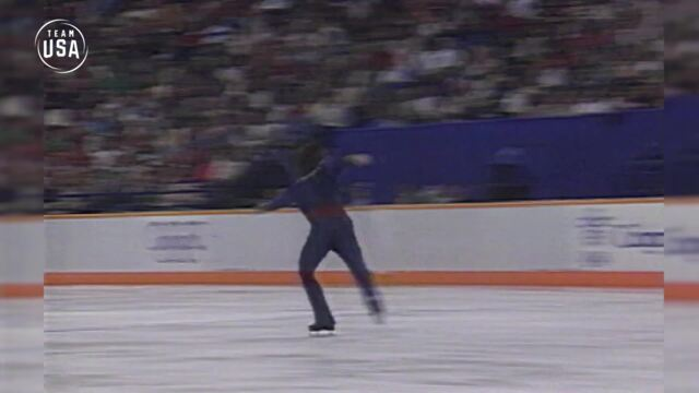 Gold Medal Moments Presented By HERSHEY'S | Brian Boitano Wins Figure Skating Gold In Calgary