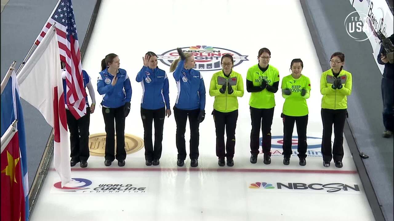 Tune In March 2 For Curling Night In America